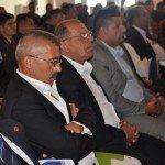 Kadına şiddet seminerinde erkekler uyudu