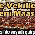 Milletvekillerinin yeni maaşı belli oldu